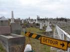 Cementery Detour